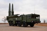 Россия успешно запустила ракету из «Искандера-М» на максимальную дальность на «Западе-2017»