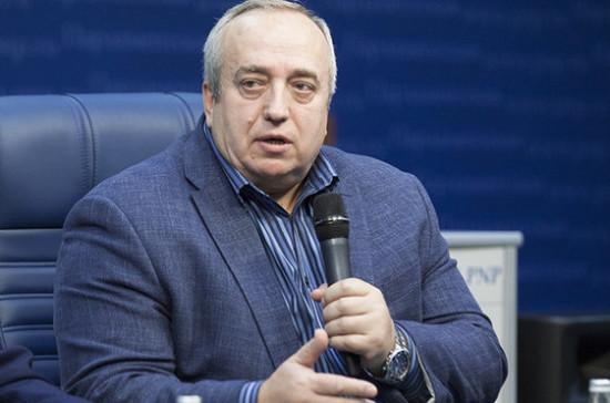 США пытаются любыми способами втянуть Россию в украинский конфликт, считает Клинцевич