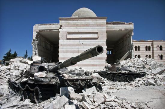Россия призвала США не мешать борьбе с террористами ИГ в Сирии