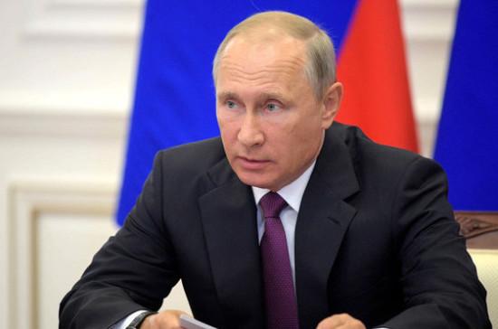 Развитие ОПК — приоритет государства, заявил Путин
