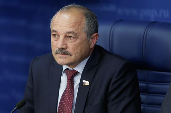 Николай Говорин: количество часов работы депутата не уменьшится