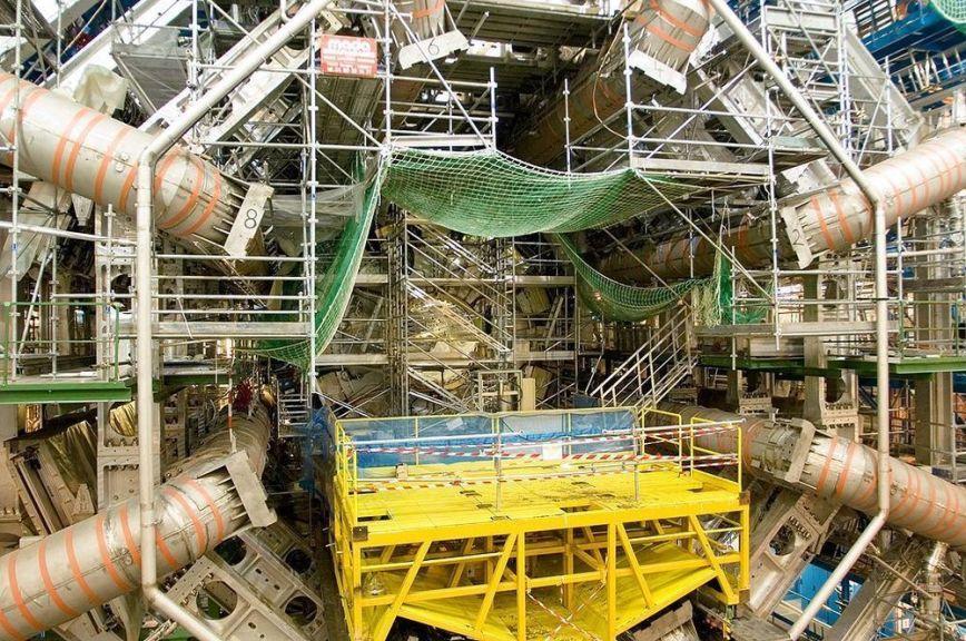 «Росатом» поможет Европе построить крупнейший в истории «коллайдер будущего»