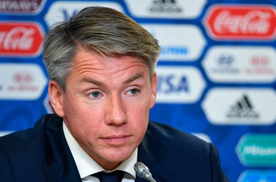 Россиянин Алексей Сорокин избран членом совета ФИФА