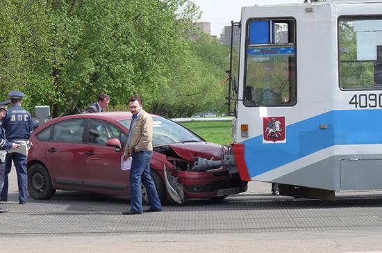 Оформить ДТП с ущербом до 100 тысяч рублей можно будет без полиции
