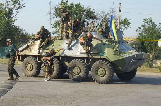 В Киеве озвучили тезисы законопроекта о реинтеграции Донбасса
