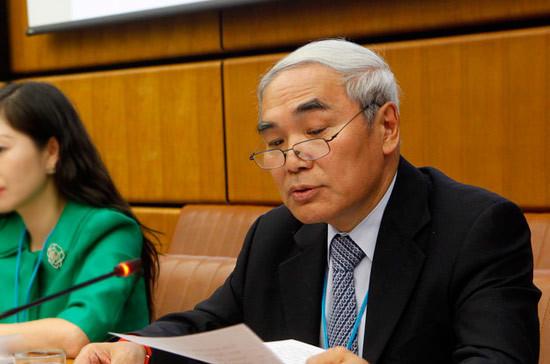 КНР объявил оготовности участвовать впереговорах поСирии вАстане