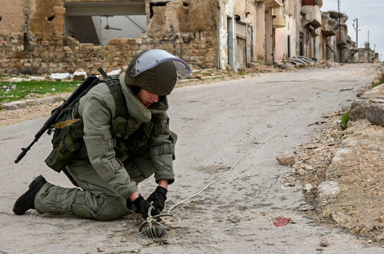 Как русские военные смогли прорвать окружение «Ан-Нусры»?
