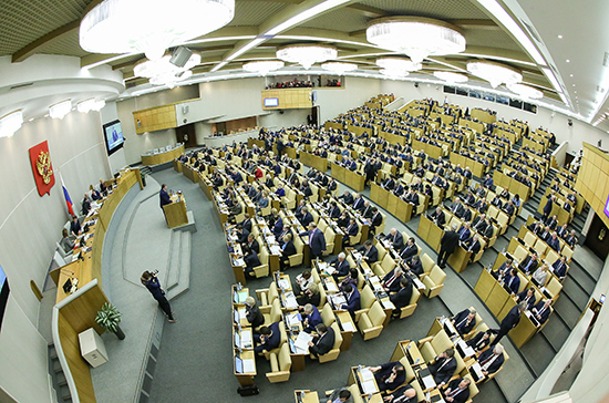 В Госдуме рекомендовали к рассмотрению законопроект, защищающий права работников
