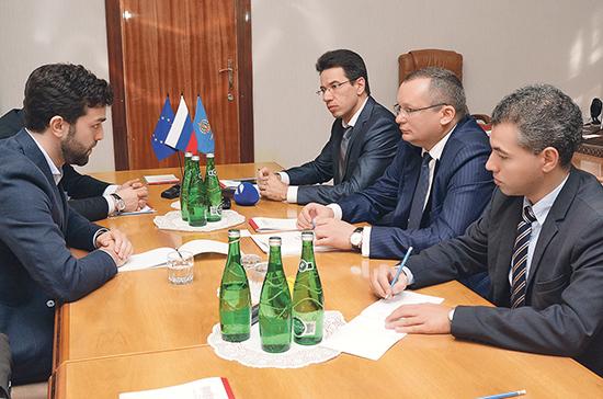 Астраханская область — площадка для инвестиций