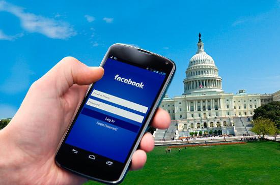 Facebook представит конгрессу США доказательства своей лояльности