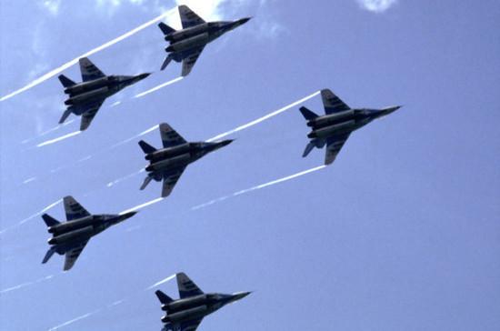 В Минобороны назвали количество боевых вылетов ВКС РФ за время операции в Сирии