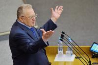 Жириновский предложил штрафовать депутатов за отсутствие по болезни