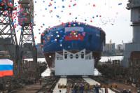 Ледокол «Сибирь» укрепит потенциал атомного флота России, заявил Путин