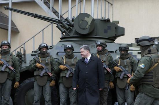 В Госдуме прокомментировали планы Канады по поставке оружия на Украину