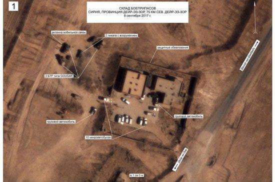 Косачев прокомментировал снимки американской техники в Сирии