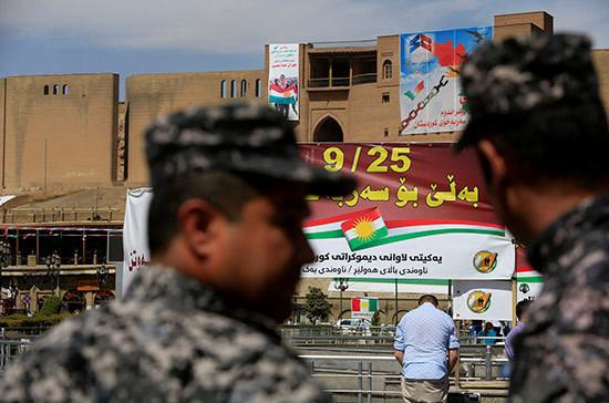 Референдум в Иракском Курдистане откроет ящик Пандоры