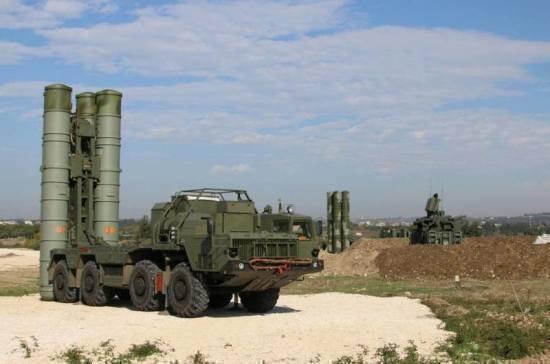 Стало известно, когда начнутся поставки российских С-400 в Турцию
