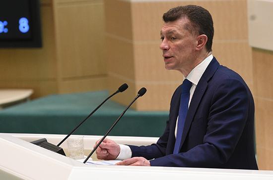 Министр труда и соцзащиты расскажет сенаторам о законодательных инициативах ведомства