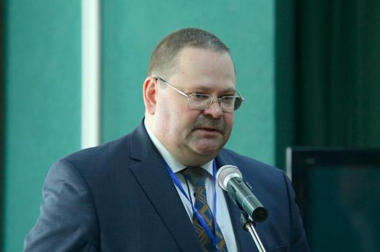 Представителем Пензенской области в Совет Федерации избран Олег Мельниченко