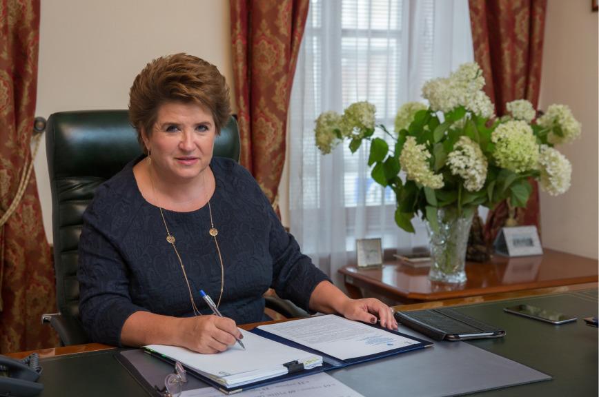 Любовь Глебова сменила Россотрудничество на Совет Федерации