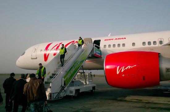 Затраты бюджета на перевозку пассажиров «ВИМ-авиа» составят 200 млн рублей