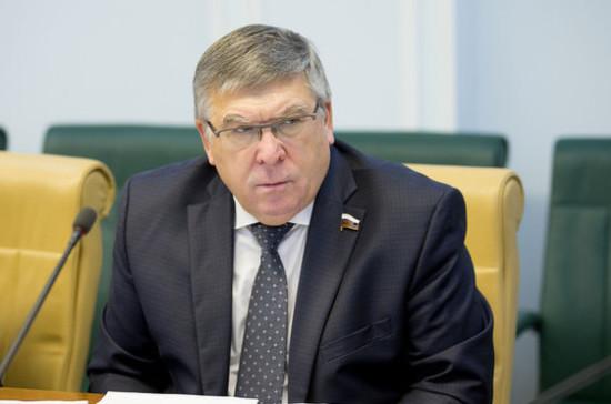 Рязанский: благосостояние бюджетников зависит от регионов