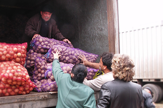 Хлеб дешевле не станет, а цена картофеля может снизиться
