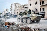 Если третья мировая начнётся, то точно не в Сирии