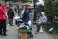 Нелегальных торговцев в Петербурге будут штрафовать без предупреждения