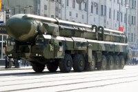 Минобороны РФ опубликовало видео испытаний баллистической ракеты «Тополь»