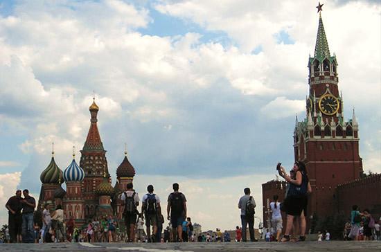 РФ  потратит наразвитие туризма до 2025г.  445 млрд руб.