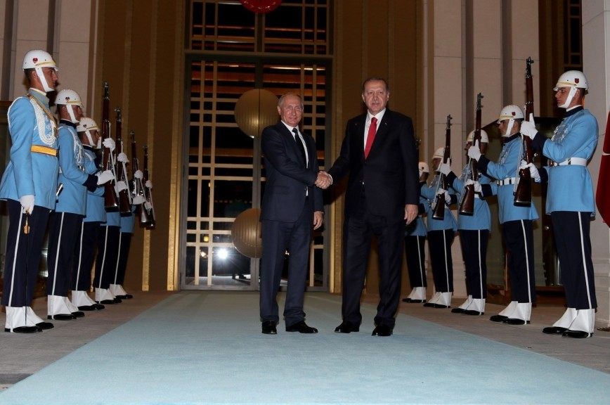 Путин объявил о создании в Сирии условий для прекращения войны