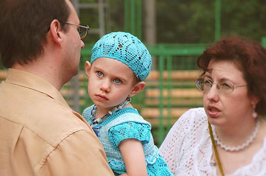 В Госдуме сочли «возмездную опеку» опасной для детей