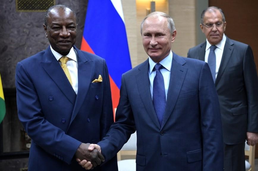 Россия простила Африке долг в 20 миллиардов долларов