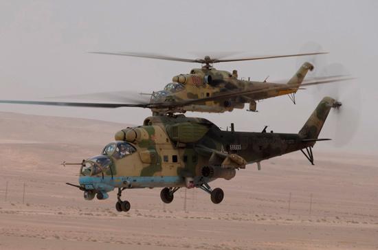Успешная операция: русские военные устранили неменее 2000 боевиков