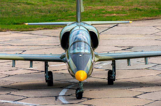 На Украине при крушении учебного самолёта погибли два пилота