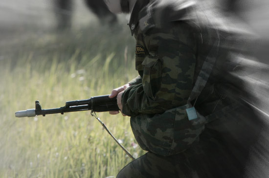 СКР возбудил дело после расстрела военнослужащих в Амурской области