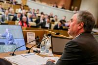 Госдума решила провести 12 октября дополнительное пленарное заседание