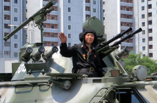 КНДР пригрозила превратить США в «море огня»