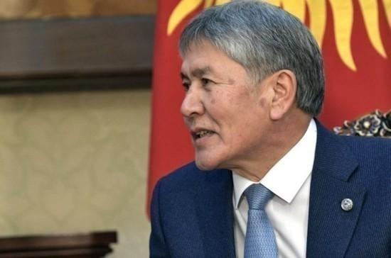 Президент Киргизии подписал закон о госгранице с Узбекистаном