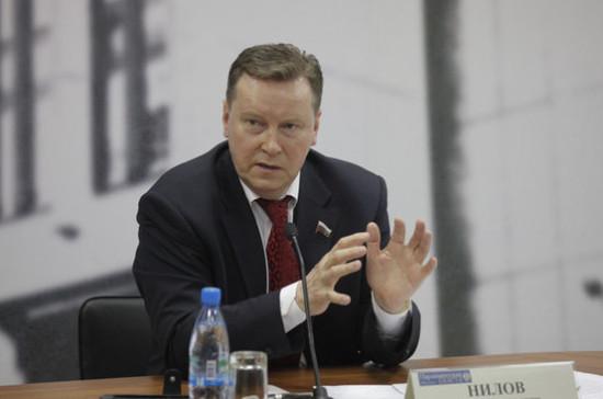 Избежать повторения ситуаций с «ВИМ-Авиа» поможет ужесточение УК РФ, считает Олег Нилов
