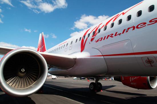 В Госдуму пока не поступали предложения о проверках авиакомпаний