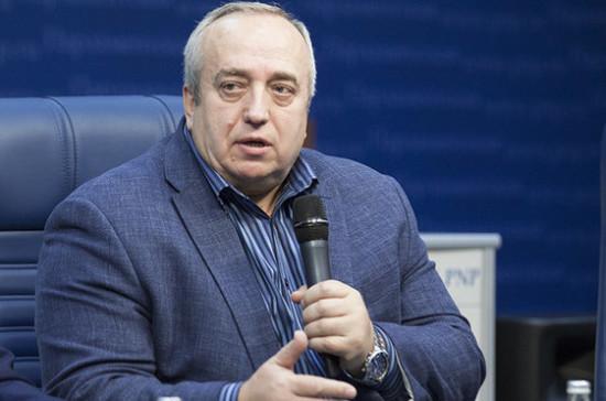 Клинцевич: для многонационального Дагестана Васильев — идеальная кандидатура