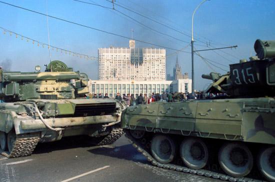 Появится ли в России памятник жертвам октября 1993-го года?