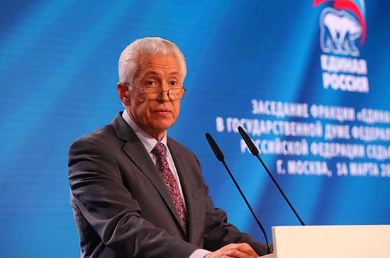 Путин назначил Васильева врио руководителя Дагестана