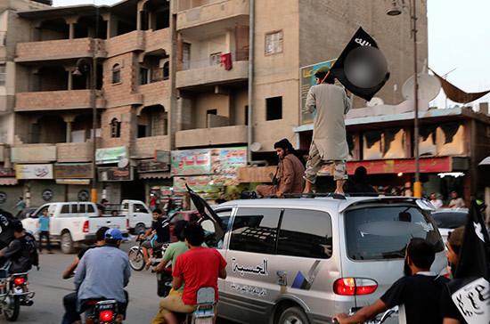 Террористы ИГ атаковали сирийскую армию из зоны «военной миссии США»