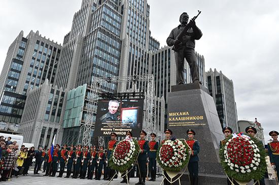 Военно-историческое общество рассказало о новых памятниках выдающимся людям и защитникам России