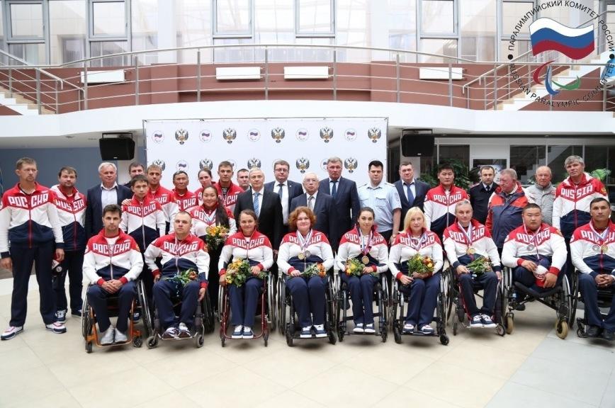 МПК согласовал антидопинговые правила Паралимпийского комитета России