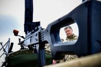 Порошенко внёс в Раду законопроект о реинтеграции Донбасса