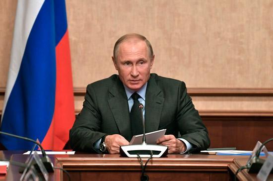Путин назвал визит короля Саудовской Аравии в Россию знаковым событием